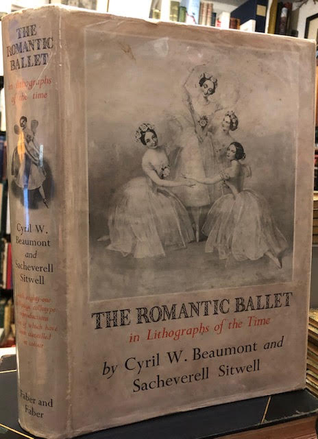 Image for The Romantic Ballet : In Lithographs of the Time