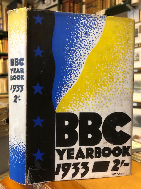 Image for The BBC Year Book 1933