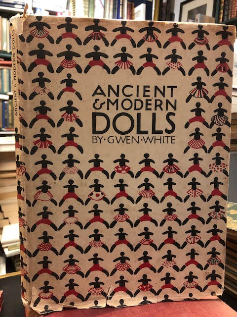Image for A Picture Book of Ancient and Modern Dolls