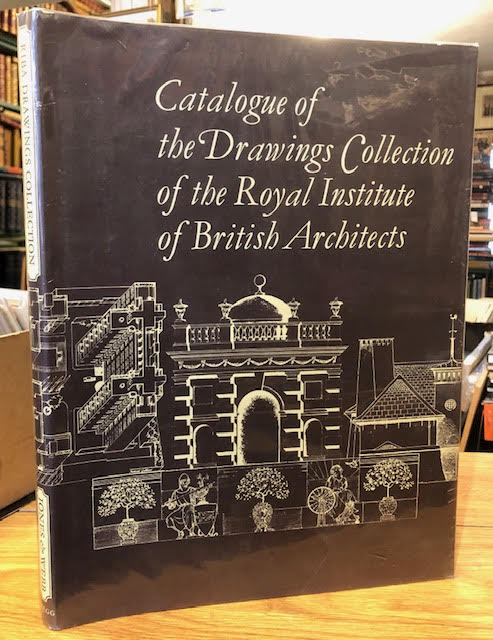 Image for Catalogue of the Drawings Collection of the Royal Institute of British Architects : Inigo Jones and John Webb