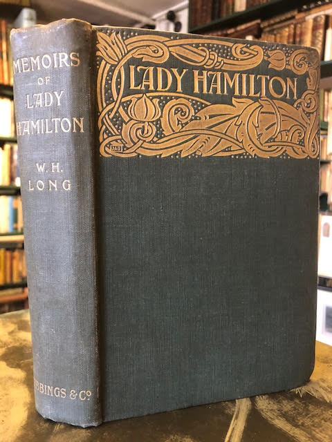 Image for Memoirs of Emma Lady Hamilton With Anecdotes of her Friends and Contemporaries