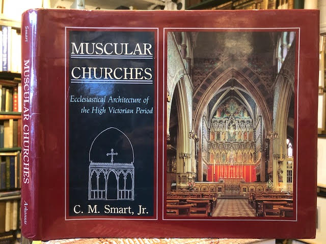 Image for Muscular Churches : Ecclesiastical Architecture of the High Victorian Period