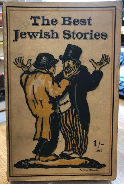 Image for The Best Jewish Stories