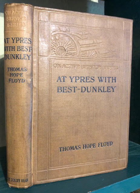 Image for At Ypres with Best-Dunkley