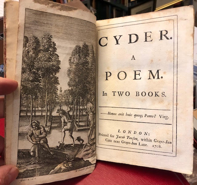 Image for Cyder : A Poem. In Two Books.