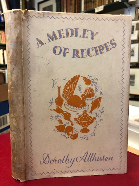 Image for A Medley of Recipes