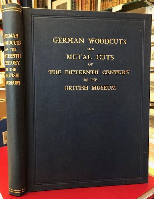 Image for Woodcuts and Metal Cuts of the Fifteenth Century : Chiefly of the German School