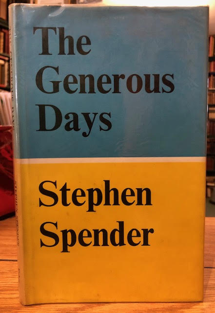 Image for The Generous Days