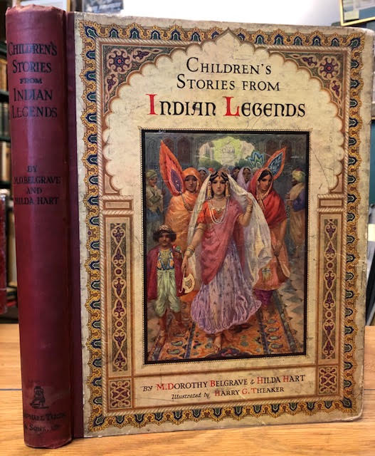 Image for Children's Stories from Indian Legends