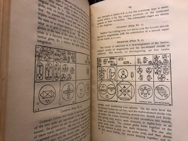 Image for Occult Chemistry : Clairvoyant Observations on the Chemical Elements