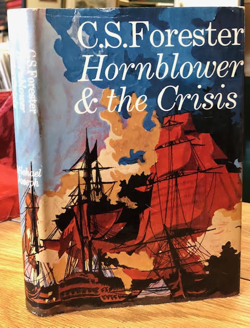 Image for Hornblower and the Crisis : An Unfinished Novel