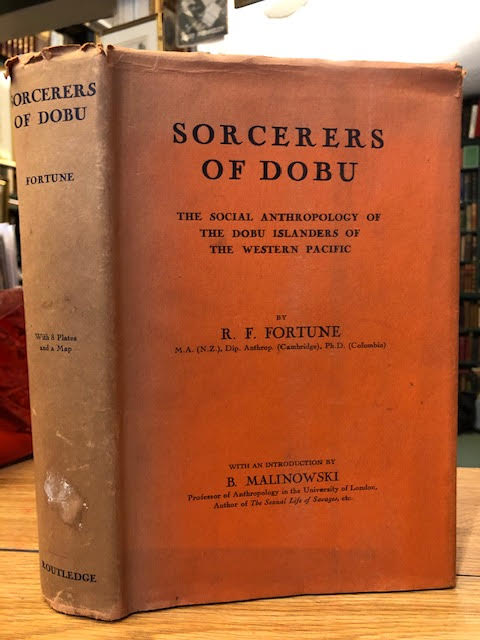 Image for Sorcerers of Dobu : The Social Anthropology of the Dobu Islanders of the Western Pacific