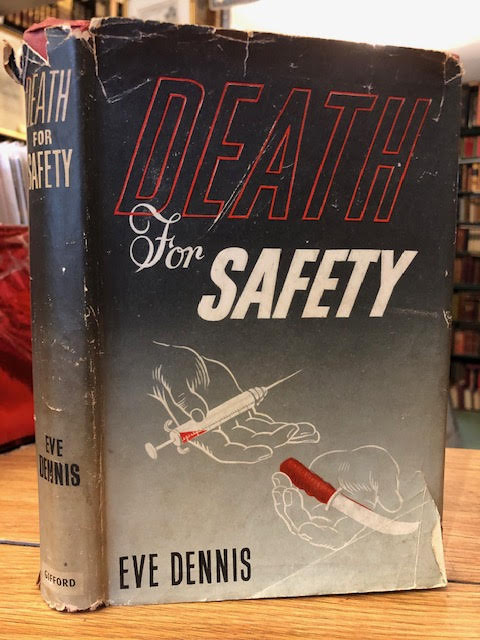 Image for Death for Safety