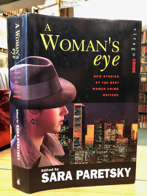 Image for A Woman's Eye : New Stories by the Best Women Crime Writers
