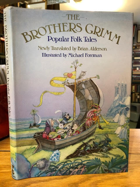 Image for The Brothers Grimm : Popular Folk Tales