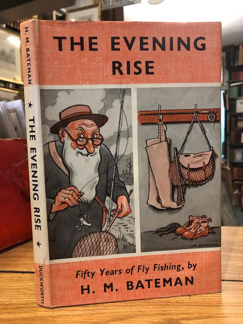 Image for The Evening Rise : Fifty Years of Fly Fishing