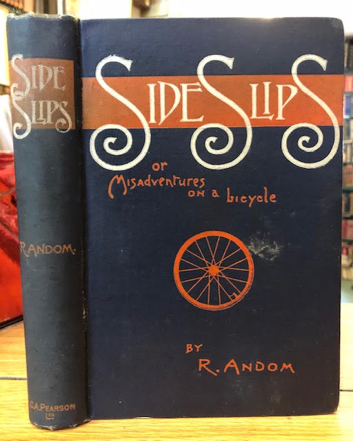 Image for Side Slips : Or Misadventures on a Bicycle