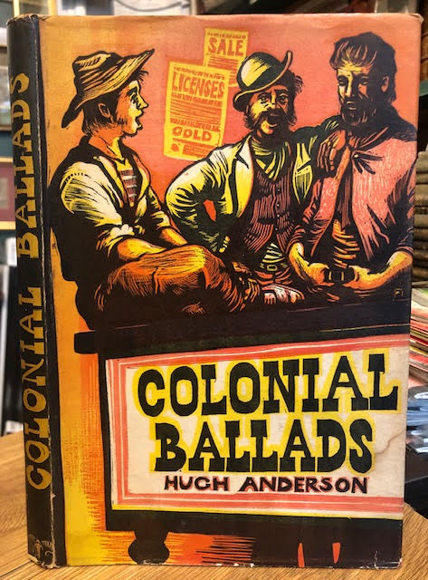 Image for Colonial Ballads