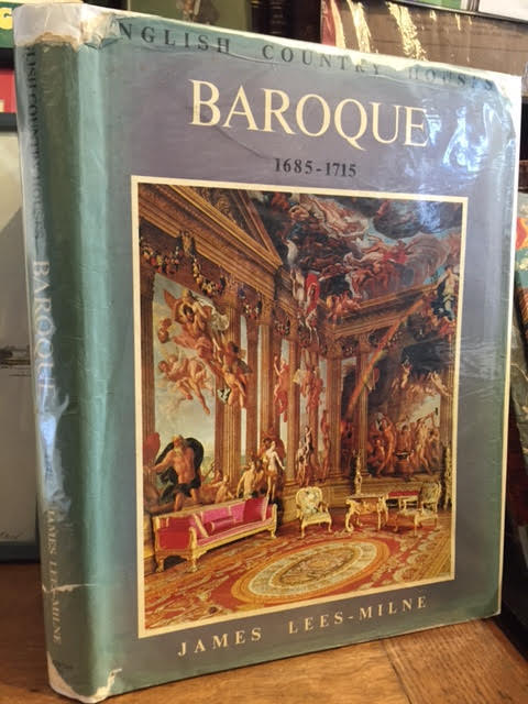 Image for English Country Houses: Baroque, 1685-1715: Baroque, 1685-1715