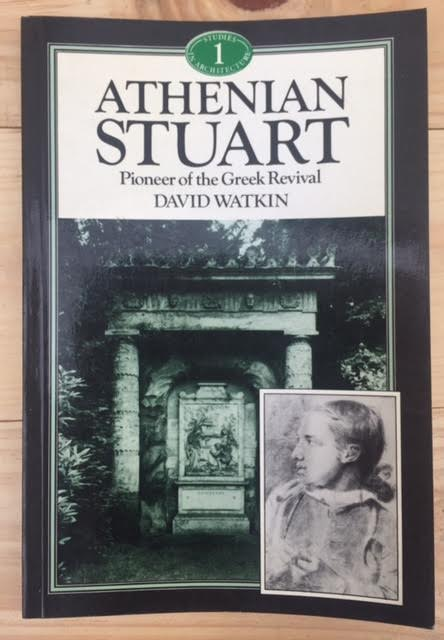 Image for Athenian Stuart: Pioneer of the Greek Revival