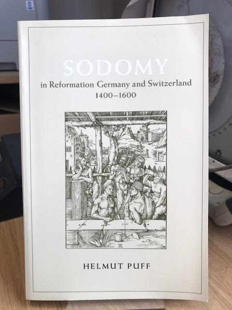 Image for Sodomy in Reformation Germany and Switzerland, 1400-1600 (The Chicago Series on Sexuality, History, and Society)