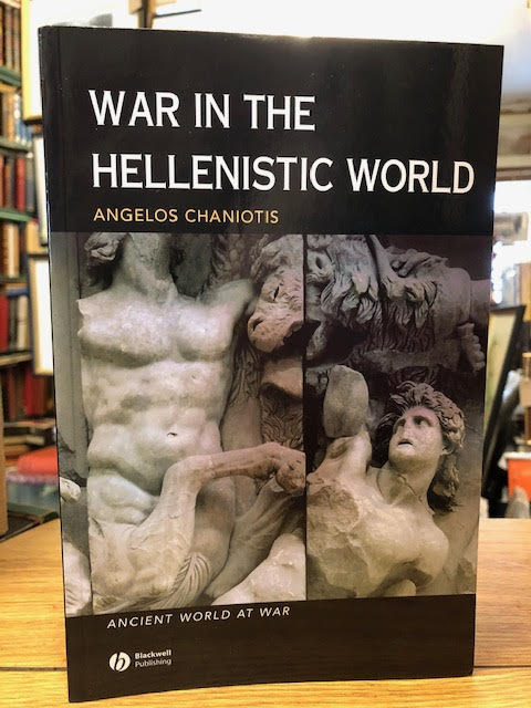 Image for War in the Hellenistic World: A Social and Cultural History