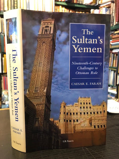 Image for The Sultan's Yemen: 19th-Century Challenges to Ottoman Rule (Library of Ottoman Studies)