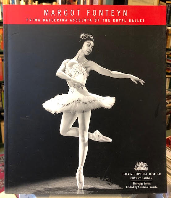 Image for Margot Fonteyn (Royal Opera House Heritage)