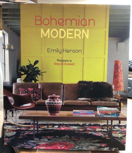 Image for Bohemian Modern: Imaginative and Affordable Ideas for a Creative and Beautiful Home