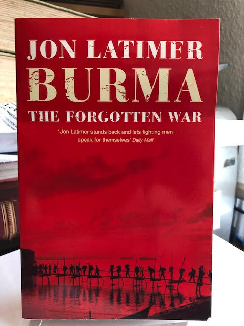 Image for Burma: The Forgotten War