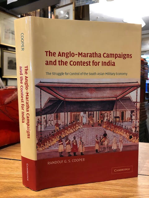 Image for The Anglo-Maratha Campaigns and the Contest for India: The Struggle for Control of the South Asian Military Economy